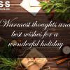 Happy Holidays from BOSS